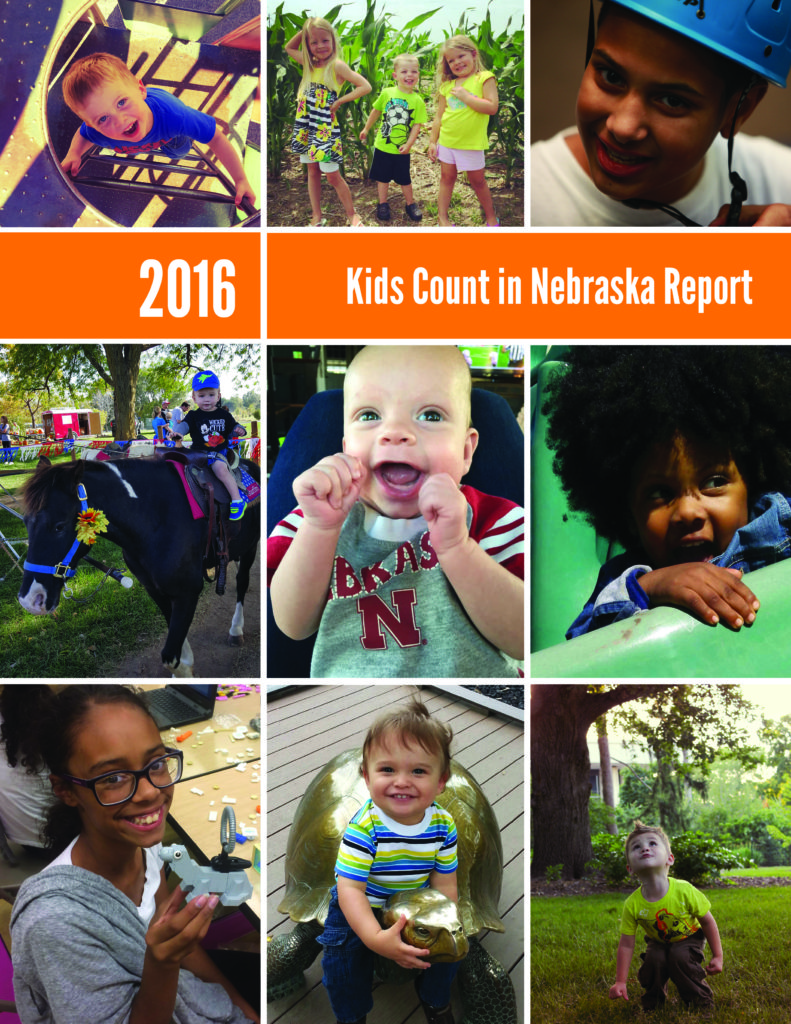 2016 Kids Count in Nebraska
