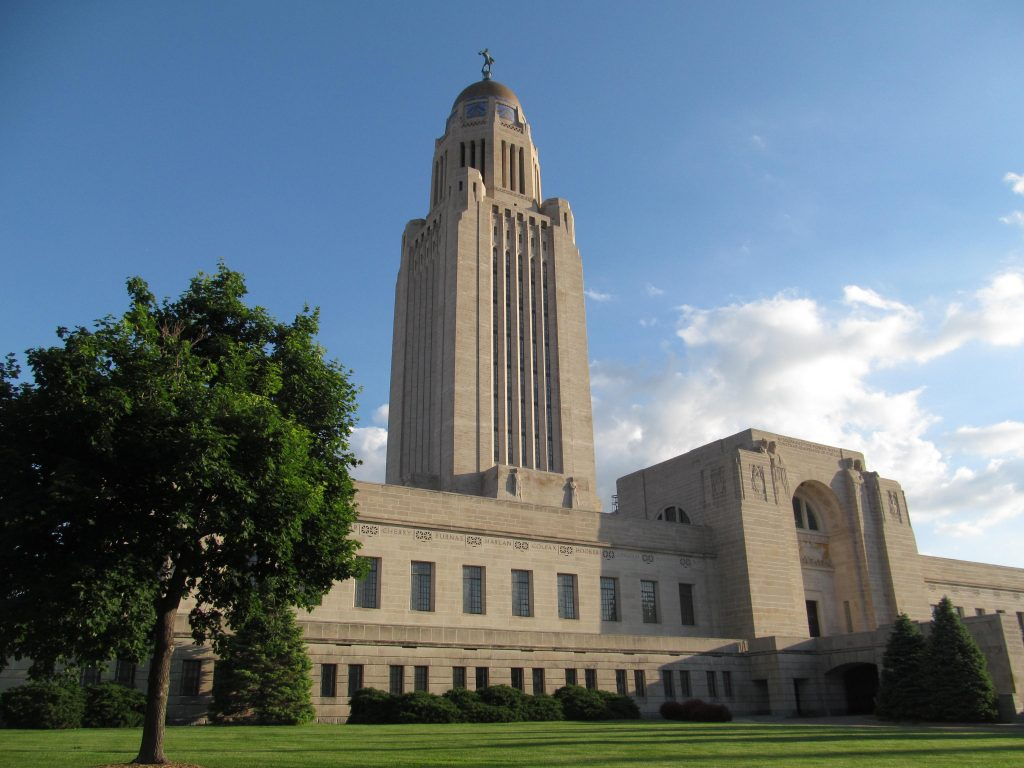 Kids in the 2018 Nebraska Legislature