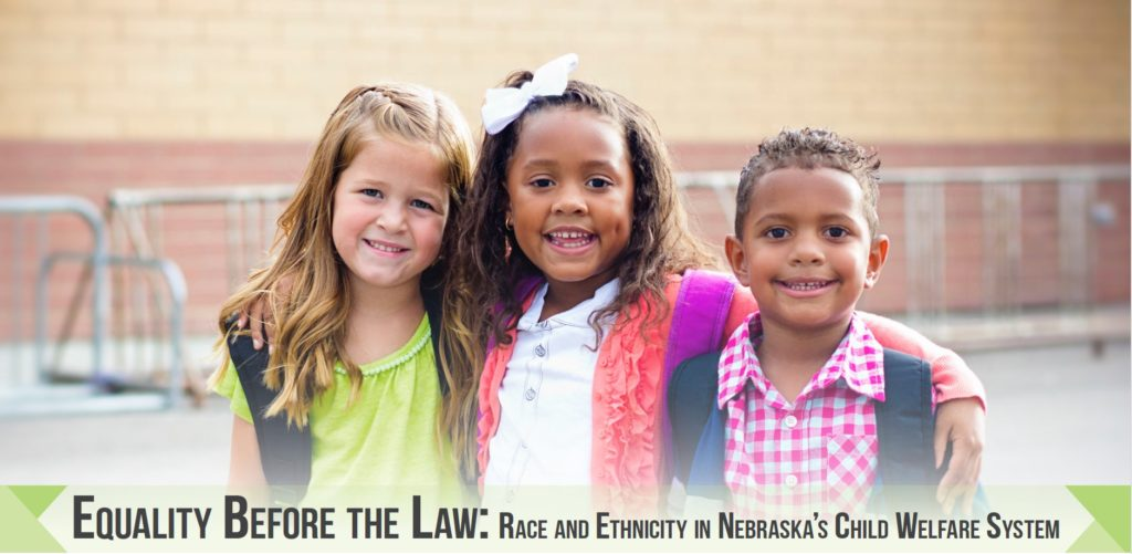 New Report: American Indian, Black Children Face Far More Barriers in Nebraska's Child Welfare System