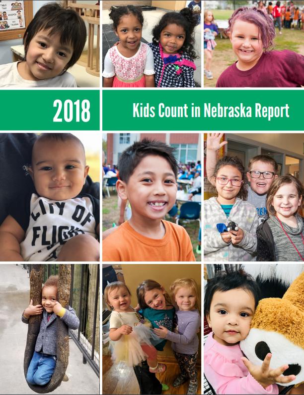The 2018 Kids Count in Nebraska Report is Here!