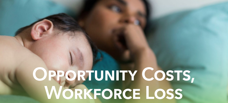 Opportunity Costs, Workforce Loss: Nebraska's Child Care Problem